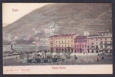 COMO CITTÀ 103 BATTELLO - LAGO - GRAND HOTEL ALBERGO Cartolina primi '900