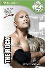 DK Reader Level 2:  WWE The Rock (DK Readers: Level 2)-ExLibrary