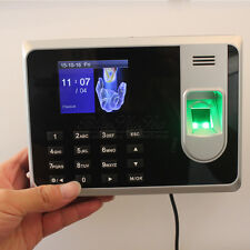 Zksoftware T8A Built-in Battery Biometric Fingerprint Time Attendance Door Acess