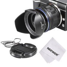 Lens Hood Kit for Sony A5000, A5100, A6000, NEX-5T, NEX-6 Camera
