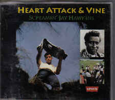 Heart Attack&Vine-Sceaming Jay Hawkins cd maxi single