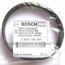 Bosch Genuine GHO 36-82 Planer Drive Belt Original Part 2 604 736 004