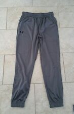 New Under Armour Mens All Season Gray Sweatpants Long Pants Large