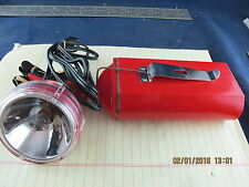 MILITARY Vintage Hartford Electric Head Lamp / Lantern   Water Tight
