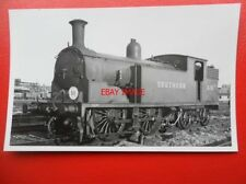 PHOTO  SR EX LSWR CLASS M7 LOCO NO (30)676  15/10/49