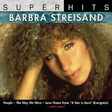 BARBRA STREISAND : SUPER HITS (CD) sealed