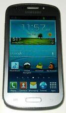 Samsung Galaxy Admire 2 SCH-R830C  4GB  Silver Cricket Smartphone Fair Condition