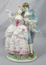 Royal Worcester 'The Flirtation' Age of Courtship Figurine