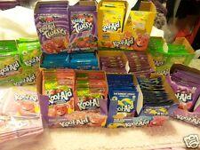 200+ Mix packs Kool-Aid *Grape*Lemon Lime*Peach Mango* U will get 10+ Flavors