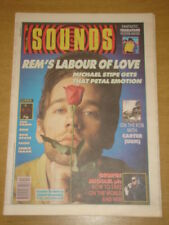 SOUNDS 1991 MAR 23 REM GEORGE MICHAEL FARM LUSH CURE
