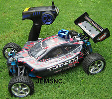 Redcat TORNADO S30 NITRO RC 4X4 FAST Buggy! Up to 60-mph! Radio, Fuel, Kit Inc.