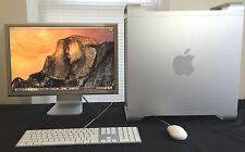 EIGHT CORE Mac Pro + 32GB RAM + 2TB HD + UPGRADED (2x2.8GHz Xeon Quad) FAST