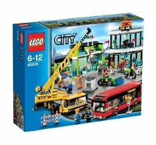 LEGO City 60026 - Stadtzentrum / Town Square - Stadt Bus Kran NEU NEW OVP MISB
