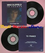 LP 45 7'' MIKE OLDFIELD To france In the pool 1984 germany VIRGIN no cd mc dvd