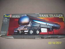 Revell 1/24 Beall tanker kit (#2), opened but sealed inside