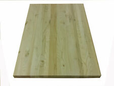 """Maple Butcher Block, 24"""" x 42"""", Large Cutting Board, Counter Top, Solid wood"""