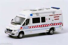 FIRE BRIGADE MODELS - SPRINTER HAMPSHIRE ROADS POLICING SUPPORT UNIT 1:43 SCALE