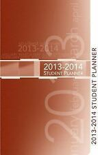 Premier Planner 2013-2014 (Student Success Supplements)