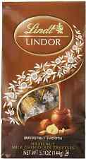 Lindt Lindor Hazelnut Milk Chocolate Truffles 5.1 oz $7.99 FREE SHIPPING