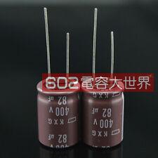 2pcs Japan NCC KXG 400v 82uF 18*25mm Audio Electrolytic Capacitor-7229