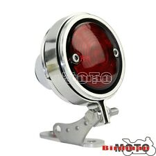 Motorcycle Rear LED Taillight Brake Stop Light  Fender Mount For Harley Davidson