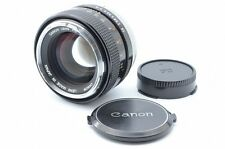 *Excellent+++!!* Canon FD 55mm f/1.2 MF Lens From Japan #557