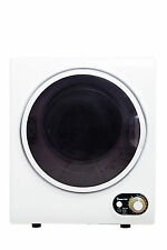 Magic Chef MCSDRY15W Portable Compact Electric Dryer 1.5 cu.ft Front Load 120Vt