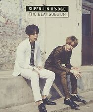 Super Junior-D&E - Beat Goes On [CD New]