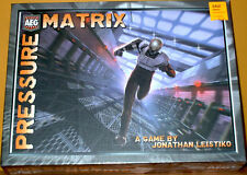 SEALED NEW Pressure Matrix Futuristic Sci-Fi Fantasy Strategy Board Game
