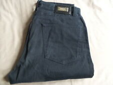 HUGO BOSS Alabama navy trousers 32X34