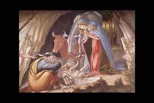 211051 Nativity Italy A4 Photo Print