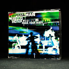 Pizzaman - Hello Honky Tonks Roccia Your Corpo - musica cd EP