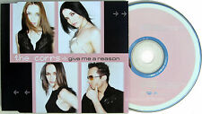 The CORRS CD Give Me A Reason 3 Track REMIX / Rebel Heart REMIX 2001 UNPLAYED