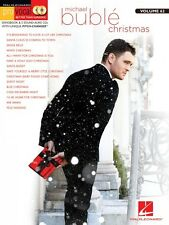 Michael Buble Christmas Pro Vocal Men's Edition Volume 62 Book with Tw 000101777