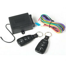 Universal Keyless Entry System Remote Control Central Door Lock Locking Car Kits