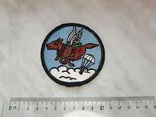 (A7-Z005)USA Abzeichen Badge  Airborn Fallschirmjäger Sanitäter Medical