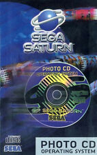 ## SEGA SATURN - Photo CD Operating System ##
