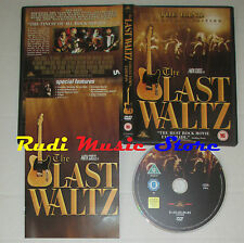 DVD THE BAND Last waltz BOB DYLAN ERIC CLAPTON NEIL YOUNG MORRISON mc lp (DM1)