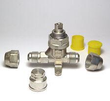 FAS Durchgangs-Ventil / Absperrhahn HDK12, PN25, Messing 2.0401, 3/4 Zoll, 12 mm