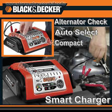 Black & Decker 12v 10 Amp 180Ah Car Van Bike 4x4 Automatic Smart Battery Charger