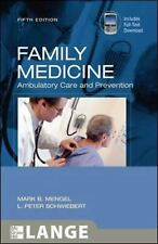Family Medicine: Ambulatory Care and Prevention, Fifth Edition (LANGE Clinical M