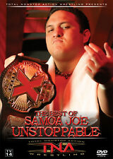 Official TNA Impact Wrestling - Best of Samoa Joe: Unstoppable DVD