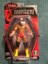 JAY LETHAL TNA Deluxe Impact Jakks Pacific Figure 2010 Series 03 FREE SHIPPING