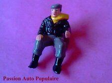 CORGI TOYS 54 55 : TRACTOR PM FORDSON chauffeur avec casquette / driver painted
