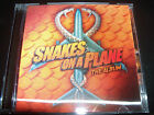 Snakes On A Plane Original Soundtrack CD With 3D Cover Art – Like New