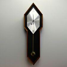 """Large Vtg Howard Miller 43"""" Arthur Umanoff Meridian Wall Clock Mid Century 642"""