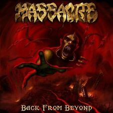 Massacre-back from Beyond CD NUOVO
