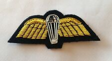 Para Wings Badge, Mess Dress, Sleeve, Army, Military, Black