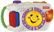 Fisher Price Laugh & Learn Camera Teaches Number Opposites Feelings And More New
