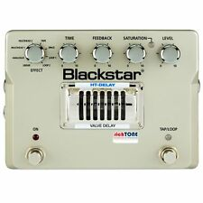 NEW BLACKSTAR HT-DELAY TUBE DELAY EFFECT PEDAL w/ FREE CABLE $0 US SHIPPING